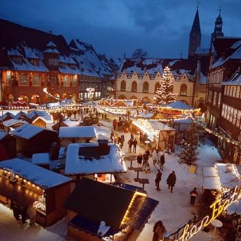 Weihnachten in Goslar