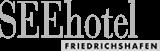 Logo Seehotel Friedrichshafen